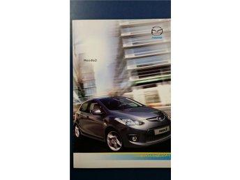 Mazda 2 2008 - broschyr Mazda2 - Uppsala - Mazda 2 2008 - broschyr Mazda2 - Uppsala