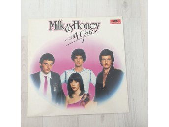 MILK & HONEY WITH GALI. (NEAR MINT LP)