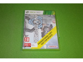 Inversion PROMOTIONAL COPY Xbox 360 Xbox360