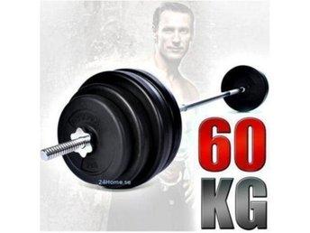 skivstång 10 kg