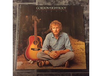 GORDON LIGHTFOOT - SUNDOWN. (LP)