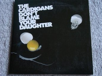 The Cardigans - Don't blame your daughter, 2tr CDS - Ny!