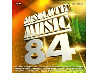Absolute Music vol 84 (2 CD)