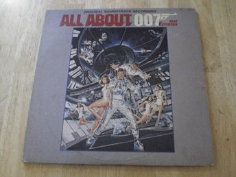 JAMES BOND - ALL ABOUT 007 (NEW SUPERPAK) Japanpress DLP