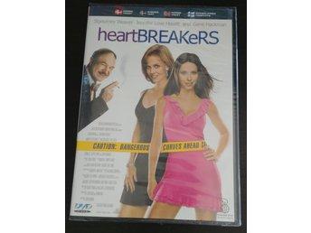 Javascript är inaktiverat. - Bålsta - Heartbreakers (Sigourney Weaver)Ny och inplastad dvd enligt bild. Svensk text.Skickas från Sverige. 1-2 dagars postgång - Bålsta