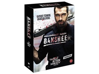 Banshee / Complete series (15 DVD)
