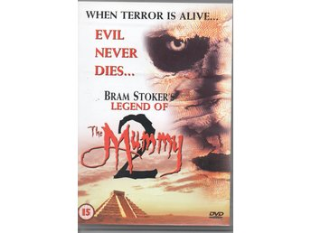 Bram Stoker's Legend of the Mummy 2. Skräck