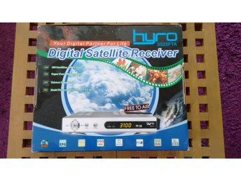 Hyro 3025FTA Digital Satellite Receiver