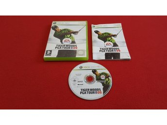 TIGER WOODS PGA TOUR 09 till Xbox 360