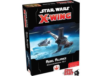 Star Wars X-Wing Miniatures Game Second Edition Rebel Alliance Conversion Kit