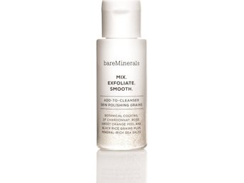 Bareminerals mix exfoliate smooth peeling NY!