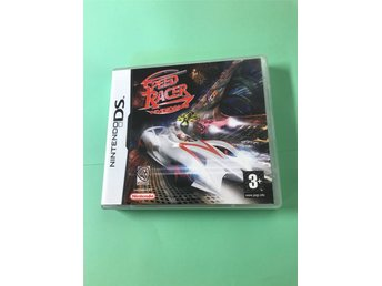Nintendo DS - Speed racer - The Videogame