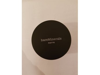 BareMinerals Matte Mineral foundation FAIRLY MEDIUM 05