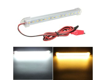 12V 20cm 15LED SMD 5630 LED Strip Light Hard Tube Bar Coo...