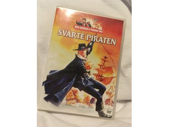 Dvd Svarte piraten