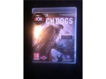Watch Dogs (PS3) - Rimbo - Watch Dogs (PS3) - Rimbo