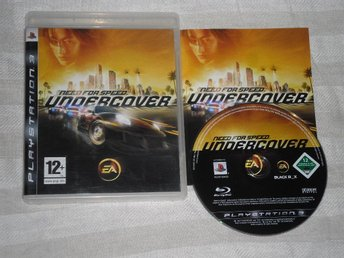 PlayStation 3/PS3: Need for Speed: Undercover