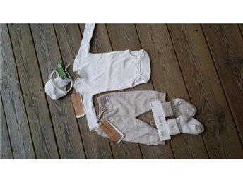Newbie byxa+body, 2-pack sockor samt hjälmmössa stl 50 - Strängnäs - Newbie byxa+body, 2-pack sockor samt hjälmmössa stl 50 - Strängnäs