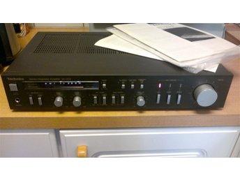 Technics receiver SU-Z22 tung o gedigen,, phonoingång. - Fränsta - Technics receiver SU-Z22 tung o gedigen,, phonoingång. - Fränsta