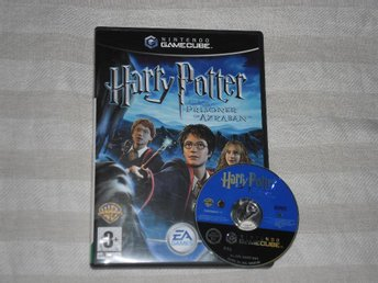 Nintendo GameCube: Harry Potter & The Prisoner of Azkaban