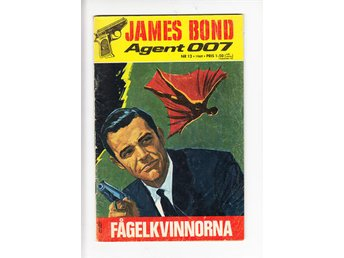 James Bond nr 12 1969 / FR / sämre lässkick
