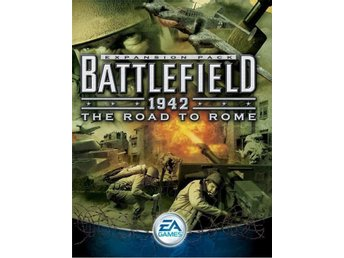 BATTLEFIELD 1942 - THE ROAD TO ROME - EXPANSION PACK - PC