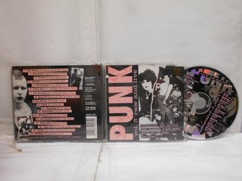PUNK - VOL. 3 - RAW & LIVE