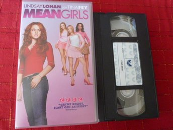 MEAN GIRLS,  VHS, FILM