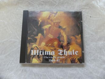 "CD Ultima Thule "" The early years 1984-87"""
