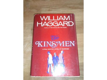 William Haggard - The Kinsmen - Norsjö - William Haggard - The Kinsmen - Norsjö