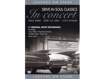 Legends on Stage - Drive-In Soul Classics