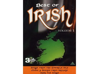 Best of Irish vol 1 (3 DVD)