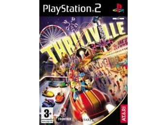 Thrillville - PS2 - Komplett