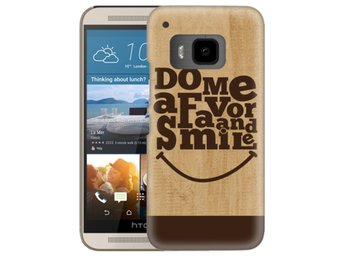 HTC One M9 Skal Smile
