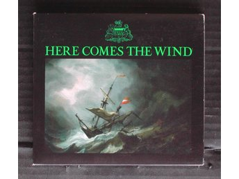 ENVEVOPES - HERE COMES THE WIND       DIGIPACK