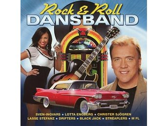 Rock'n'Roll Dansband (CD)