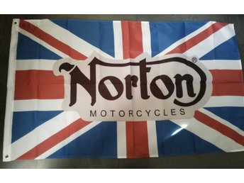 NORTON flagga !!