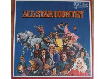 Vinyl-LP All Star Country