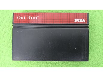 Out Run Sega Master System 8-bit