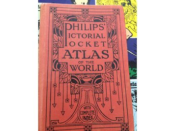 Philips pictorial pocket Atlas of the world