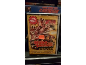 Hobo With A Shotgun - Dvd - Inplastad