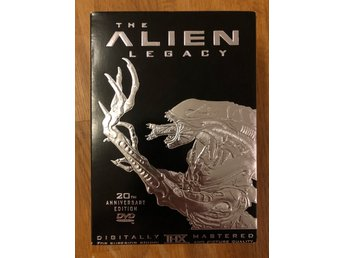 The Alien legacy dvd- box THX