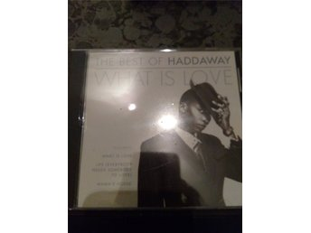 Haddaway : What is Love,best of,cd,