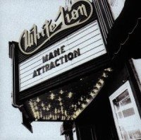 Whie Lion-Mane Attraction (CD)