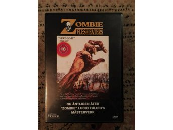 Zombie flesh eaters/house of horror