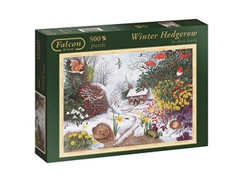 Winter Hedgerow Pussel 500 bitar 11094