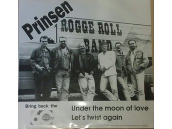 Rock Prinsen & Rogge Roll Band-Under The Moon Of Love