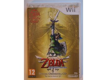 Nintendo Wii - The Legend of Zelda : Skyward Sword Limited Edition 25th Special