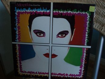 THE MOTELS / All four one