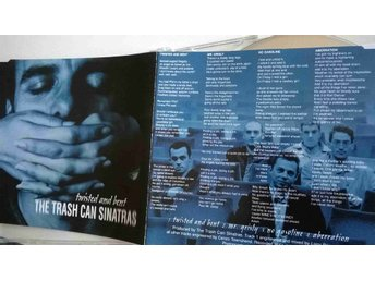 The Trash Can Sinatras - Twisted And Bent, CD, Single